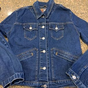 LEVI'S vintage trucker denim jean jacket